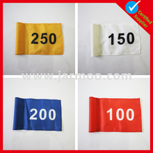 Wholesale custom Waterproof golf hole flag for ad