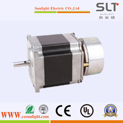 24V DC Stepper motor with Brake
