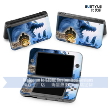 Vinyl Skin Sticker for New 3ds xl for dsi xl for 3ds with Mixed Order