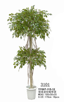 make cheap outdoor artificial big trees large artificial banyan tree artificial plants and trees for sale