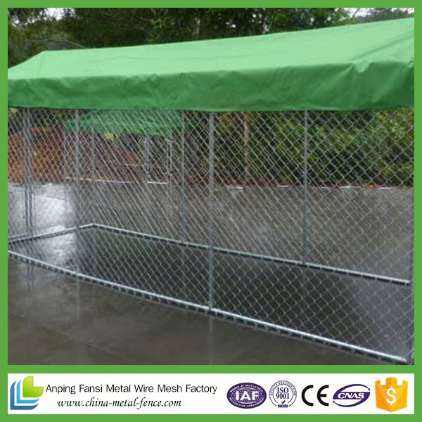 Cheap Custom Foldable Large Steel Dog Cage