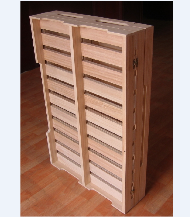 Wholesale cheap folding wooden bed for sale