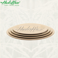 Certified Dinnerware, Environmentally Friendly Biodegradable Round Dinner Plates