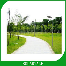 Outdoor suitable international all in one 30w solar street light