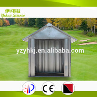 factory outlet China Manufacturer metal dog house