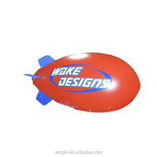 13ft supplier inflatable helium airplane balloon