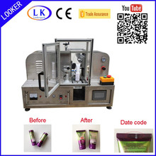 Manual ultrasonic plastic tube sealer