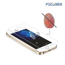 0.33mm Ultra thin anti glare anti blue light tempered glass screen protector for iPhone 5