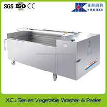 potato onion peeling machine / vegetable washing peeling machine / potato peeler