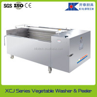 potato /onion /sweet potato/ apple/ pear vegetable and fruit washing and peeling machine