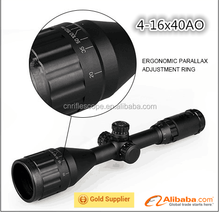 4-16X40AOEG hunting scopes thermal optic scope air rifle scopes