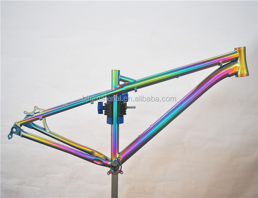 titanium bike frame AM frame