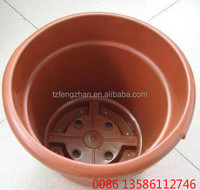plastic cute flower pot mould