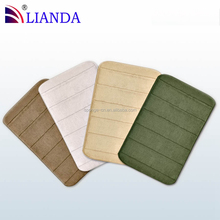 Bath Mat Bath Rugs Anti-slip Bath Mats Anti-bacterial Non-slip Bathroom Mat Soft Bathmat Bathroom Carpet