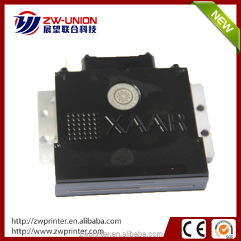 Original in stock solvent printer xaar 382 printhead for solvent printer