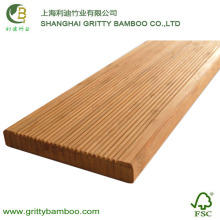 Eco Fsc certified outdoor bamboo flooring decking