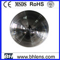 acrylic optical plano led light lens with ROHS ISO9001