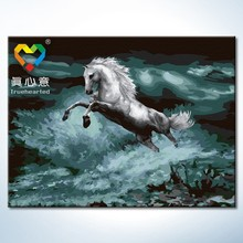 wild animal painting oil painting by numbers kits
