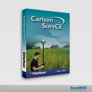 Carlson SurvCE GNSS GPS Software for Land Surveying