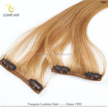 2015 Hot Selling!!Virgin Remy Charming Good Feedback on sale100% clip in hair extension reviews