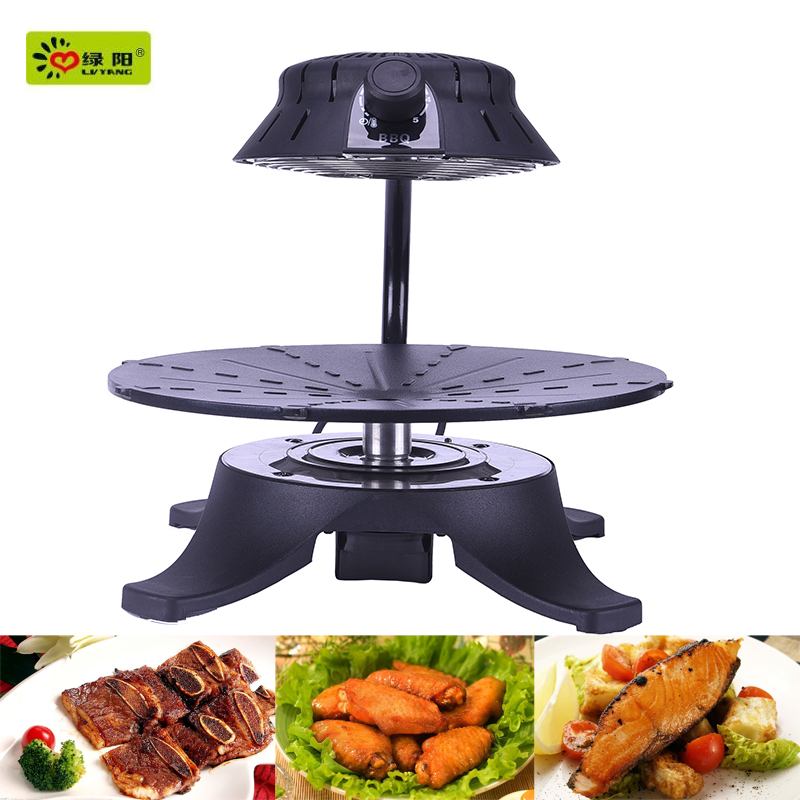 2016 smokeless infrared bbq grill manufacturers in india & indoor charcoal bbq grill with bbq spits for sale