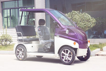 CE certificate Ultra-mini electric passenger car made in China