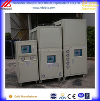 Portable 1 Ton Air Cooled Industrial Chiller air cooled modular chiller