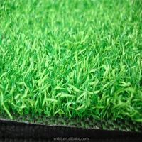 Low price manufacture artificial grass fish tank