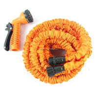 House cleaning premium Flexible Garden Water Hose Magic expandable hose with spray gun