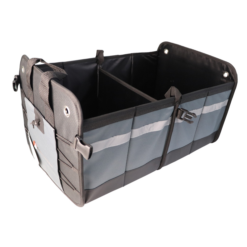 Multipurpose Collapsible Folding Car Trunk Organizer