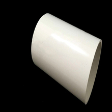 heat resistant full form sewage pvc pipe