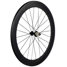 Best-selling UD matte clincher road carbon 60mm wheel with Powerway R13 hub