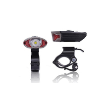 CREE LED Bike Headlight, USB Rechargeable Waterproof & Ultra Bright 300 Lumens 3 Lighting Modes Bicycle Front Head Light Cycling