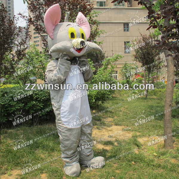 2013 Hot Popular tom and jerry adult costume