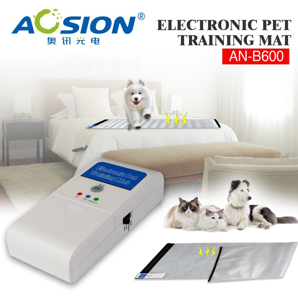 Electronic Pet cat dog Training Mat pad ---Pest Repeller wholesale