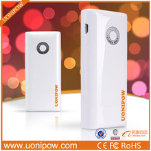 ce rohs fcc shenzhen factory hot sale portable 5200mah portable power bank and car jump starter