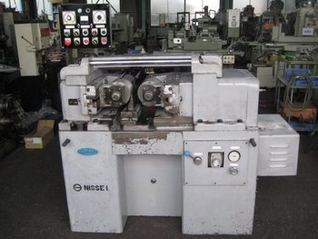 Used Thread Rolling Machine from Japan NISSEI FA-20 used machine tool
