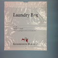 Hotel Disposable PE Tape Laundry Bag