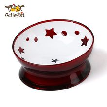 Hot Sale Food Grade Non-toxic ABS Pet Feeder Dog Bowl