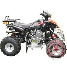 EEC Approved 4-Stroke 250cc Engine ATV with Hydraulic Shock Suspensions WZAT2502EEC