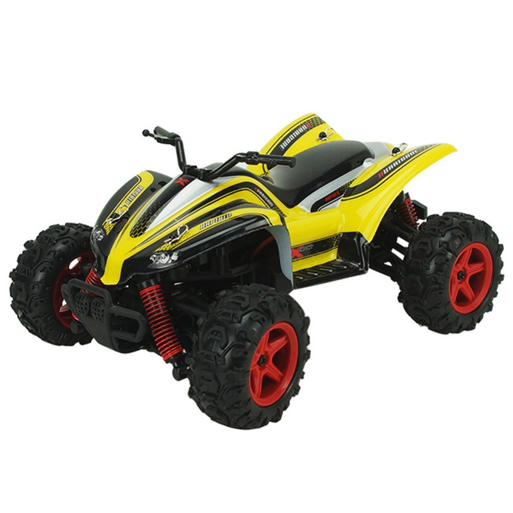 New arrival 2.4g 4wd high speed rc radio long distance remote control drift car 1/24 with 3 differentials