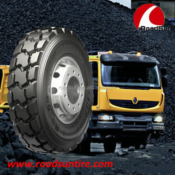 Truck Tyre 12.00R20 used for off road and rough road condition