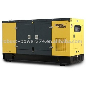 25-250W Power diesel generator set