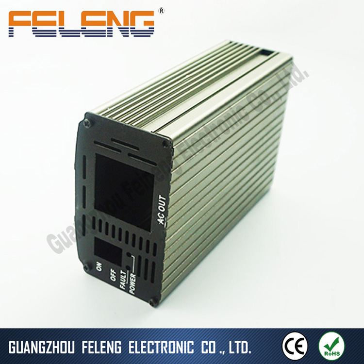 105*60* mm (w*h) customized length communications equipment chassis / inverter aluminum housing / instrument