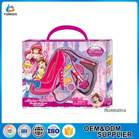 OEM toy manufacturers dress up games for girls play kid cosmetic makeup toy