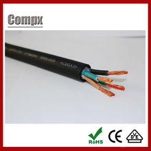Multi-core Rubber Sheathed Flexible Cable