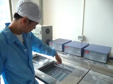 Ultrasonic Cleaning 1