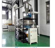 High Quality Plastic Pulverizer Miller / Grinding Machine for PE LDPE LLDPE PVC PP ABS