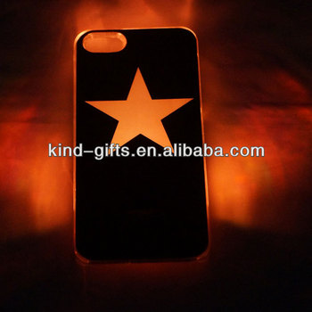 led mobile phone case KDLPC004