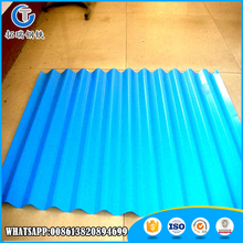 Top ten selling ppgi roofing corrugated galvanized steel sheet